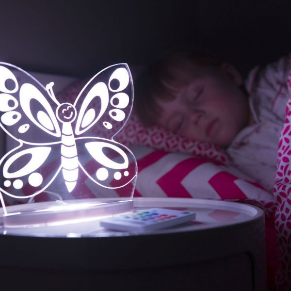 butterfly aloka sleepy light
