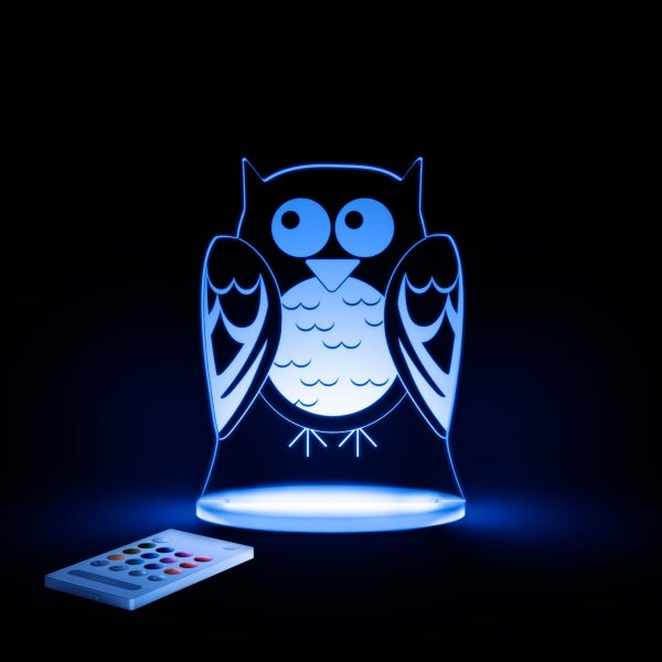 owl aloka sleepy light